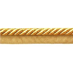 Expo 1/4'' Gloria Metallic Twisted Lip Cord Trim