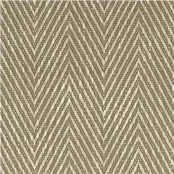 Marcovaldo Cape Chevron Jacquard  Natural