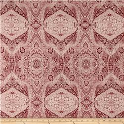 Maya ITY Knit Damask Bordeaux