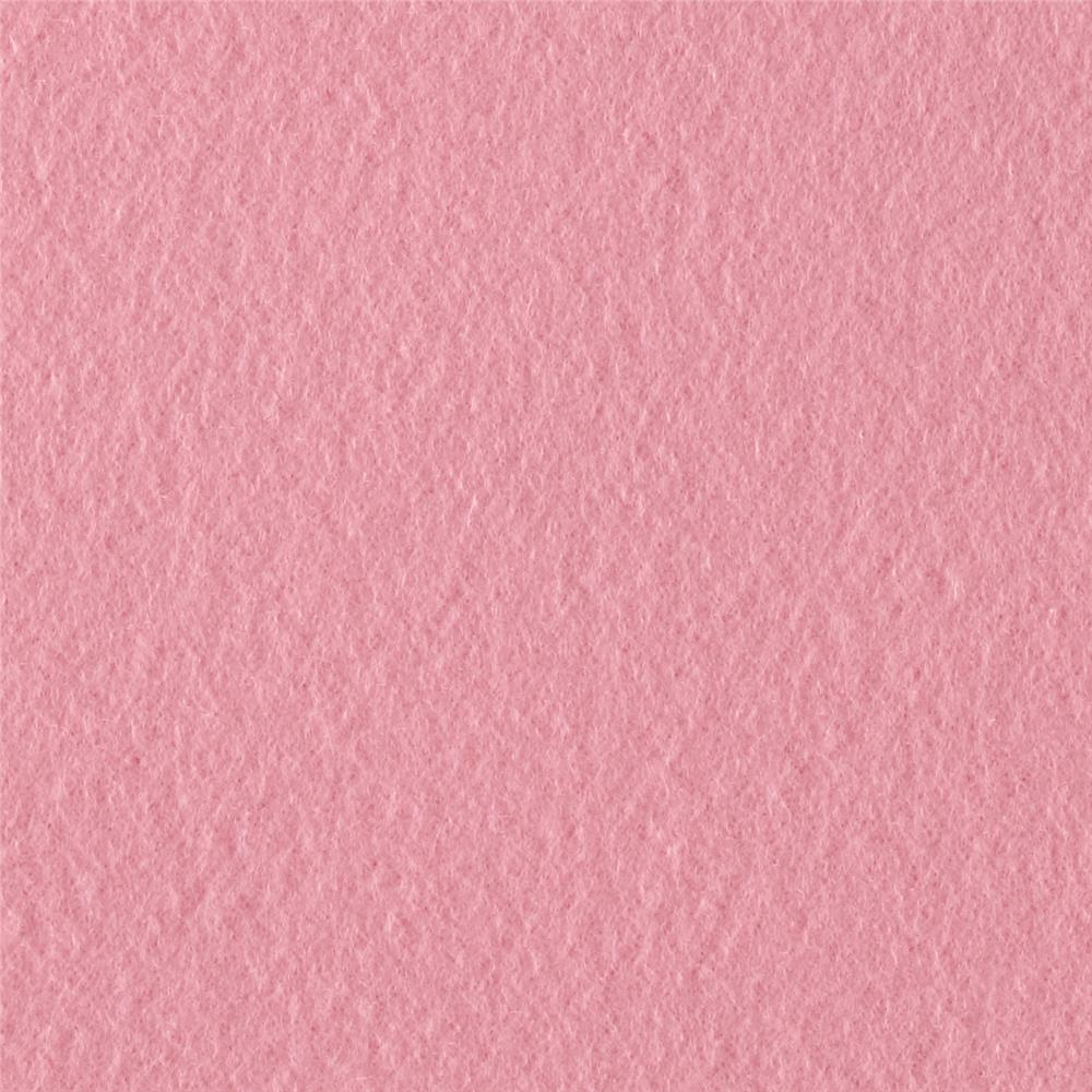 Polar Fleece Solid Candy Pink Fabric