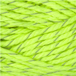 Red Heart Reflective Yarn Neon Yellow