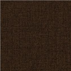 Maco Indoor/Outdoor Husk Texture Chocolate Fabric