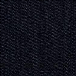 Stretch Denim Dark Wash Rich Blue