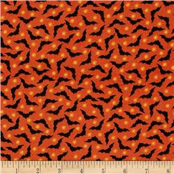 Halloween H'owl Bats Orange