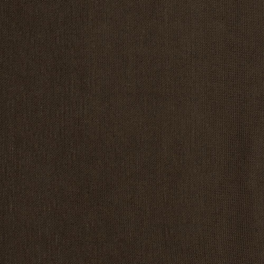 Rayon Spandex Jersey Knit Cool Brown