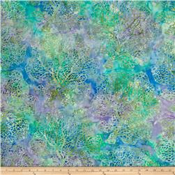 Kaufman Artisan Batiks Tiger Fish Reef Water