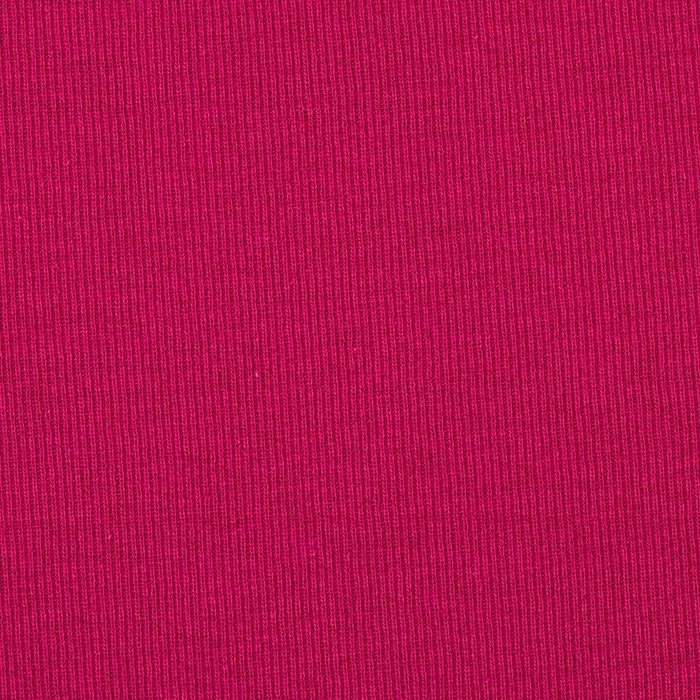 T-Knit Ribbing Hot Pink