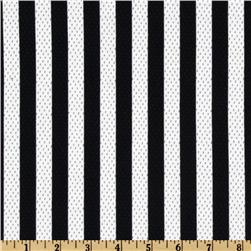 Sports Life Referee Stripe Black/White