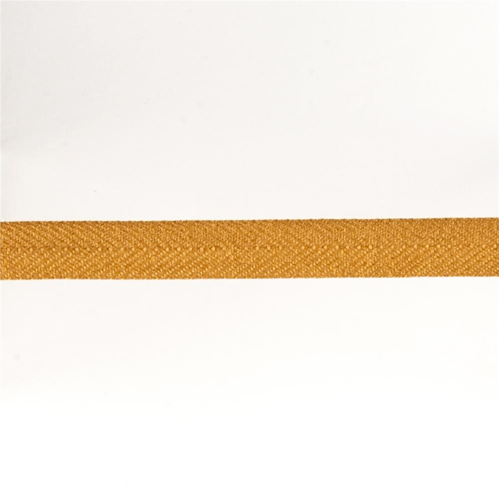 "May Arts 3/4"" Twill Ribbon Spool Butterscotch"