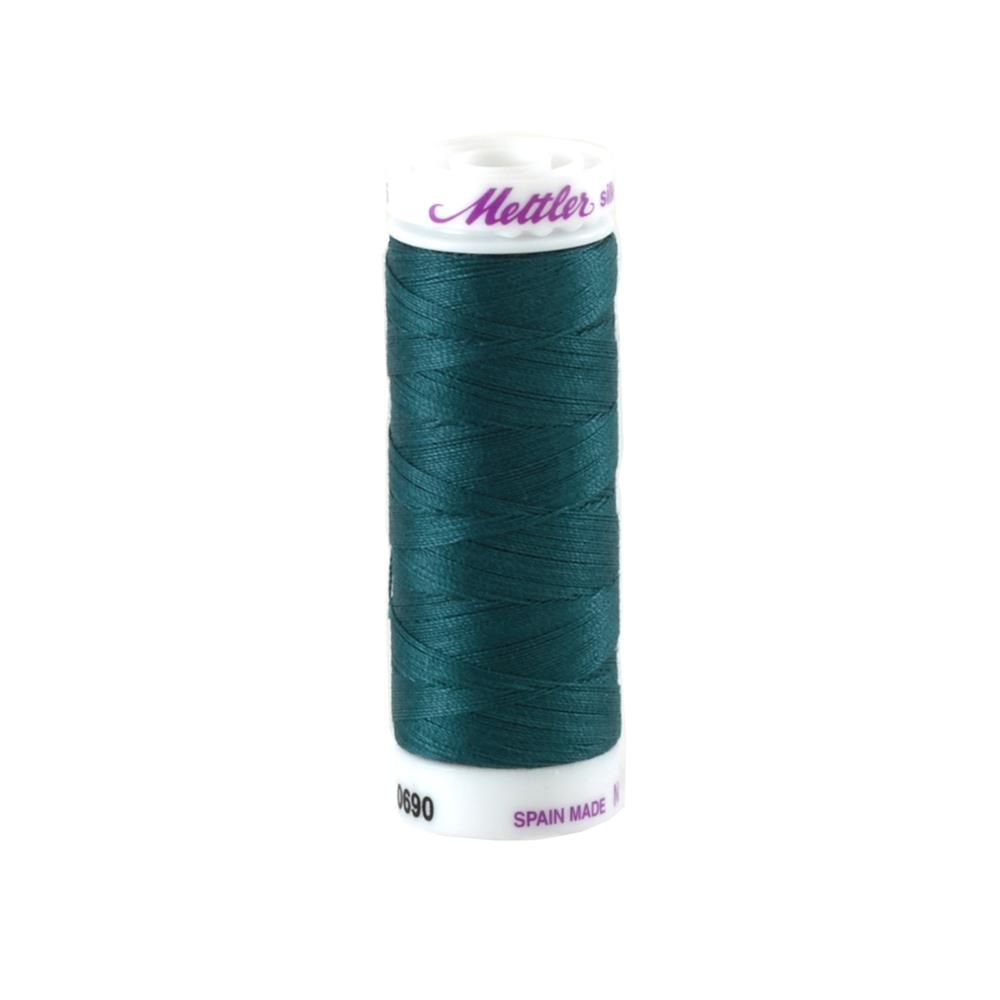 Mettler Cotton All Purpose Thread Blue Spruce