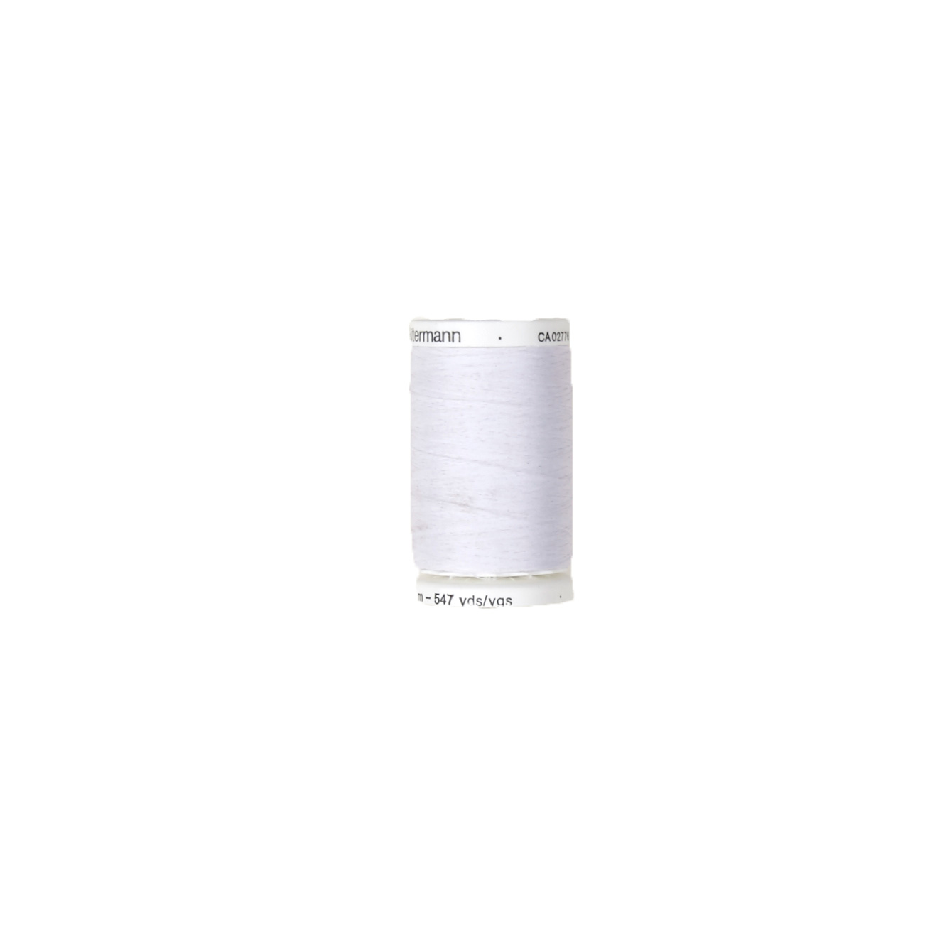 Gutermann Sew-All Thread 547 Yards (501-20) White