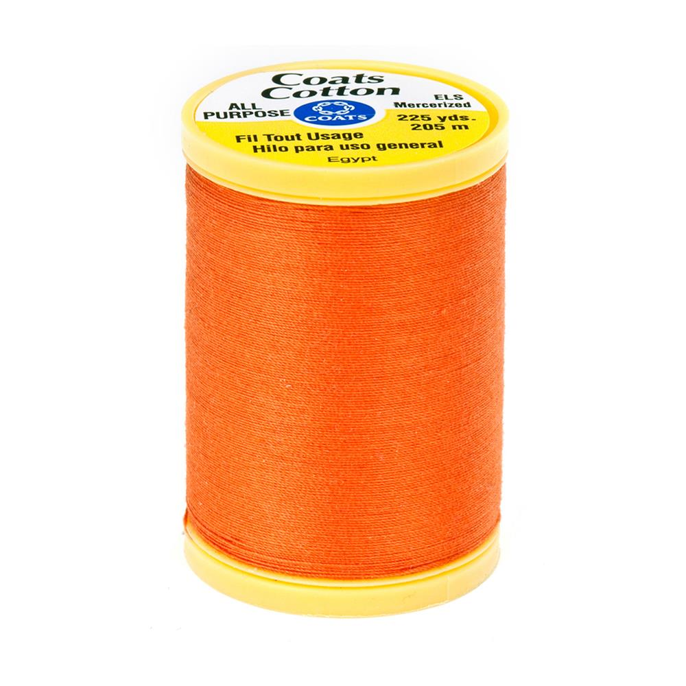 Coats & Clark General Purpose Cotton 225 yd. Tango