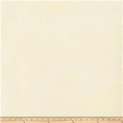 Fabricut Alloy Faux Leather Ivory