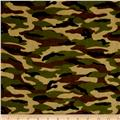 Combine into FT-543 Comfy  Flannel Camo Green/Brown