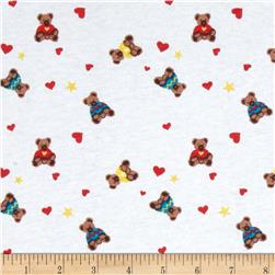 Juvenile Cotton Knits Bears Multi