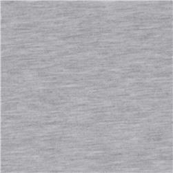 Stretch Rayon Jersey Knit Grey