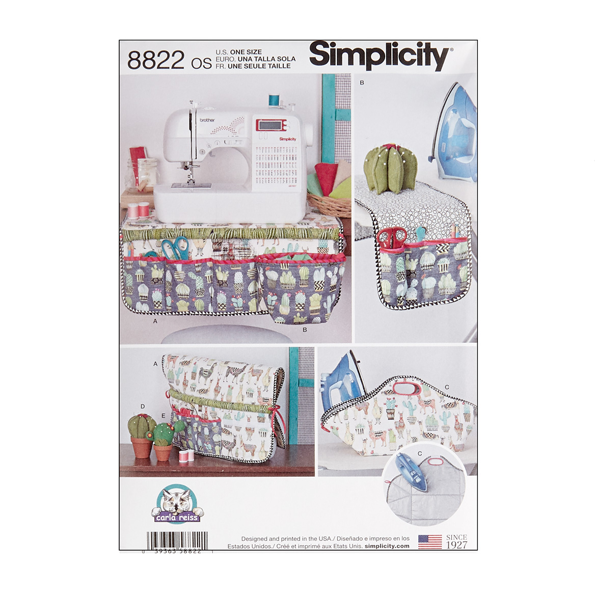 INOpets.com Anything for Pets Parents & Their Pets Simplicity 8822 Sewing Accessories OS (One Size)