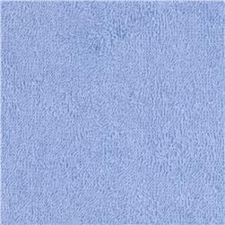 Terry Cloth Periwinkle