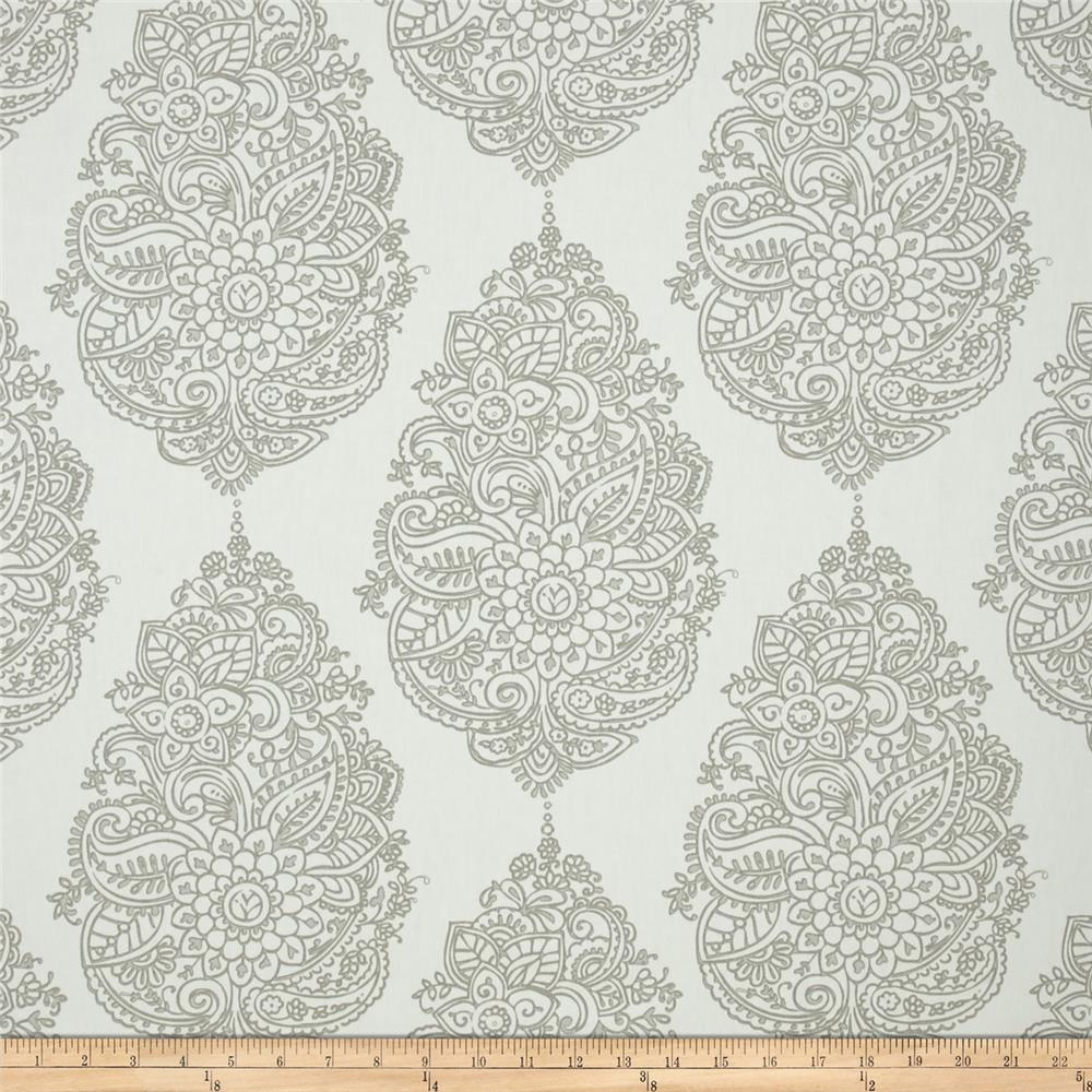 Premier Prints Yorkshire Twill Taupe/French Gray