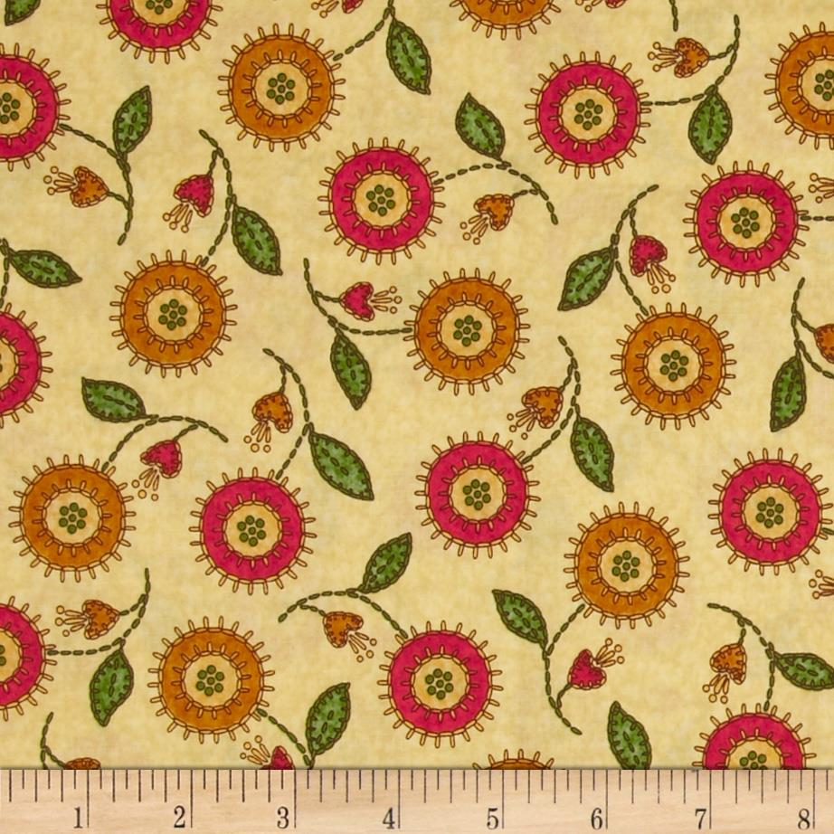 Floral Fancies Topsy Turvy Floral Oatmeal