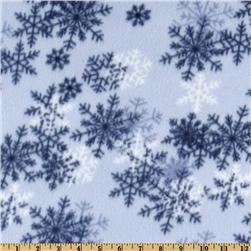 WinterFleece Light Blue Blizzard
