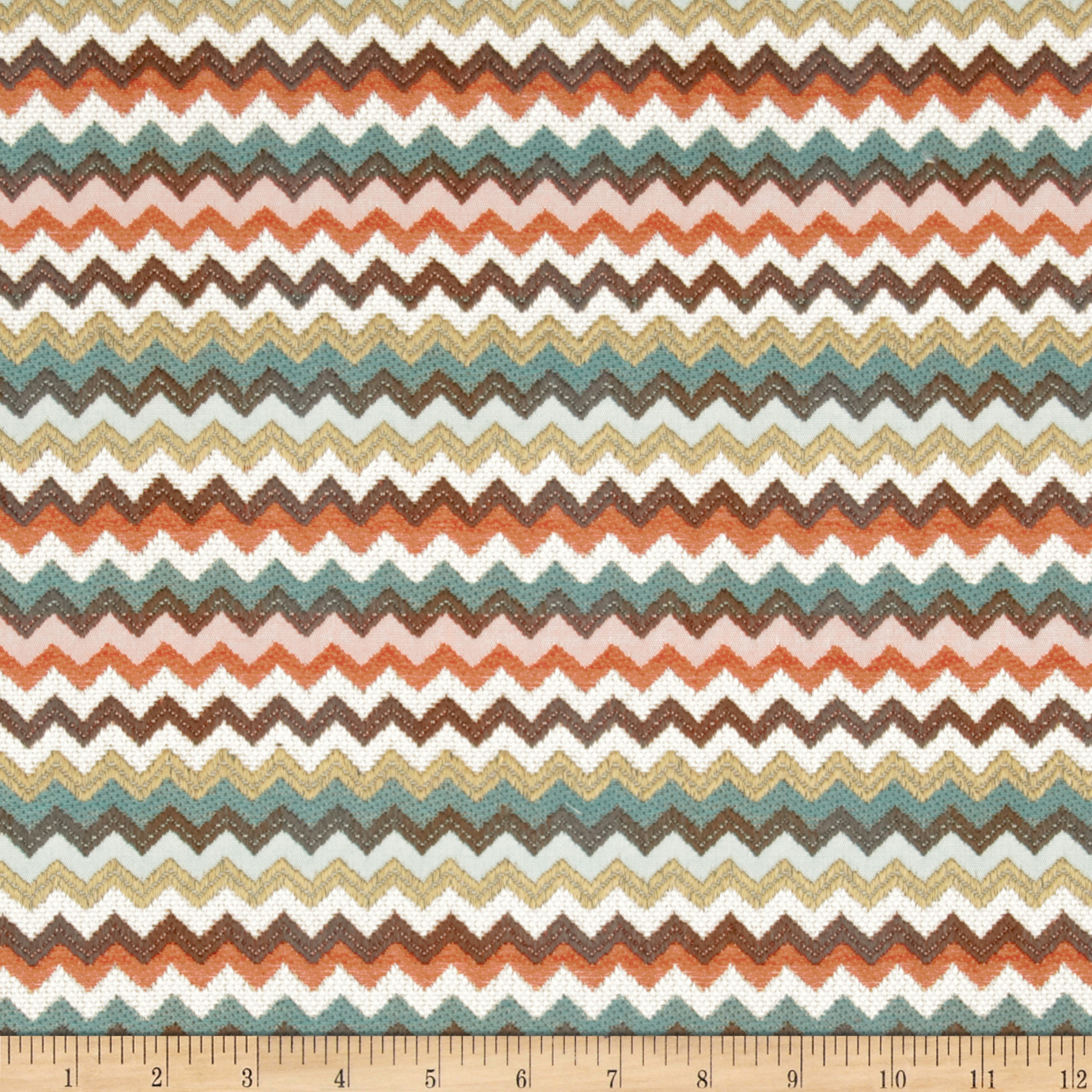 Swavelle Mill Creek Hilo Tangerine Fabric