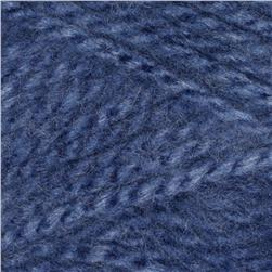 Lion Brand Jiffy Yarn (107) Denim-Blue