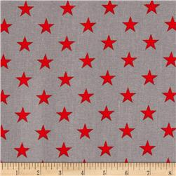 All Stars Grey/Red