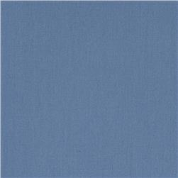Kaufman Uniform Basics Ultima Poplin Dresden Blue