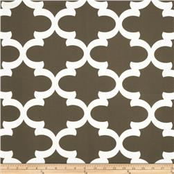 Premier Prints Fynn Slub Spirit Brown