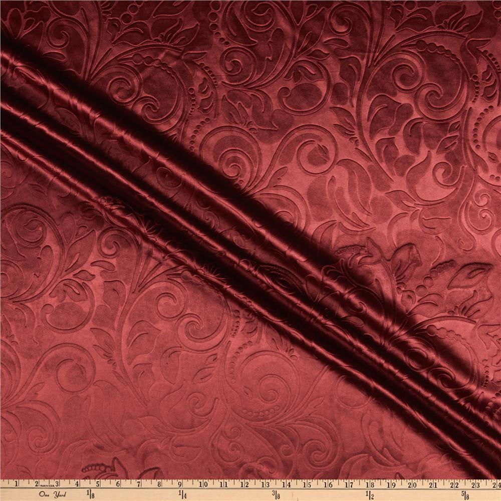 Velvet fabric velvet home decor fabric by the yard for Velvet fabric