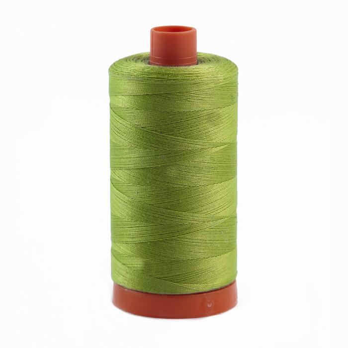 Aurifil Quilting Thread 50wt Shining Green