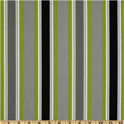 Premier Prints Morgan Stripe Grey/Black