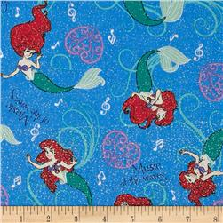 Little Mermaid Music of Waves