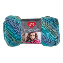 Red Heart Boutique Unforgettable Yarn 3960 Tidal