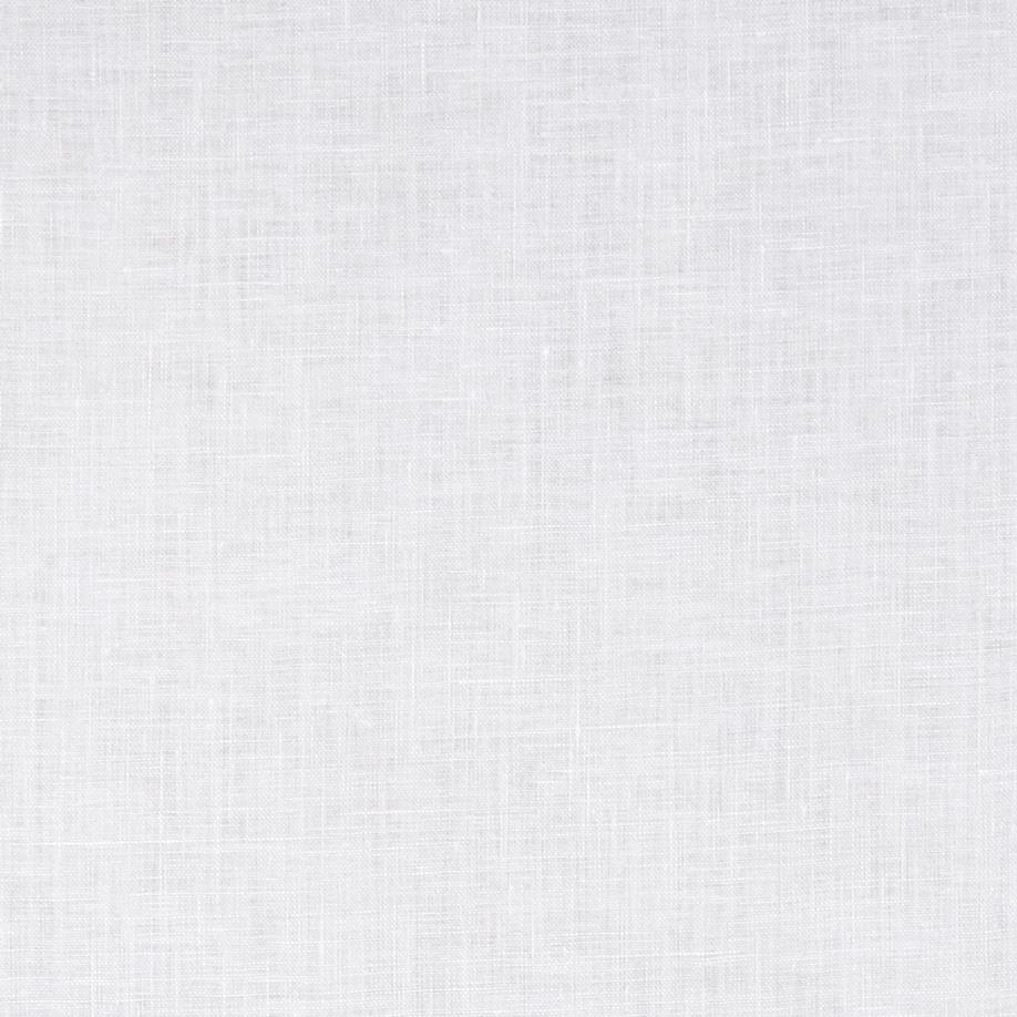 Medium Weight Linen White