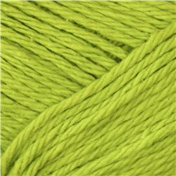 Peaches & Creme Solid Yarn (01712) Bright Lime