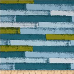 Mineral Forest  Strata Blue