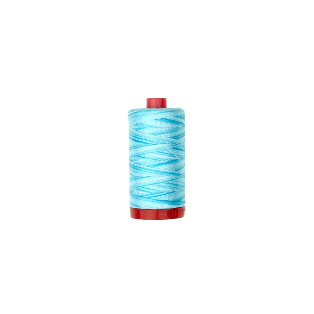 Aurifil Embellishment Thread 12Wt Baby Blue Eyes