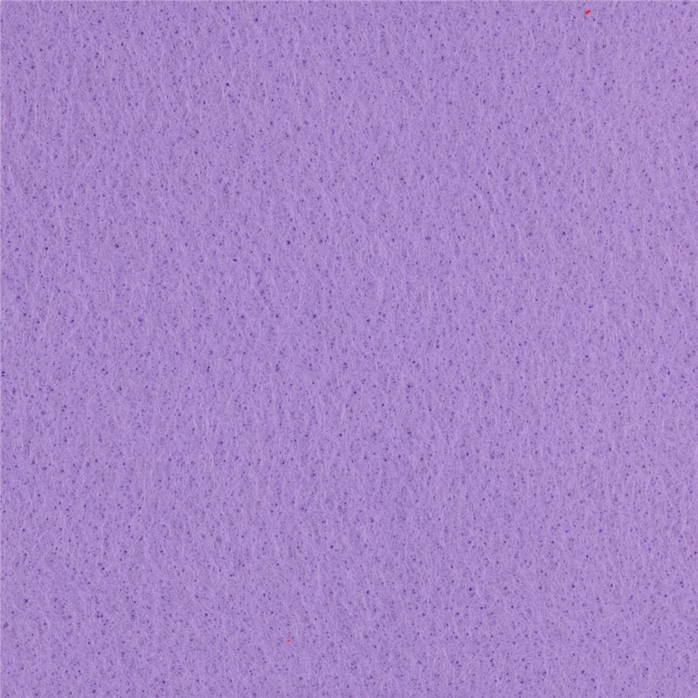 "Rainbow Classic Felt 72"" x By the Yard Craft Felt Bright Lilac"