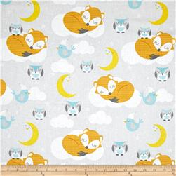 Wilmington Sweet Dreams Little One Large Allover Gray