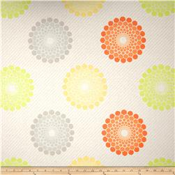 Riley Blake Ashbury Heights Large Floral Orange