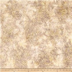 Wilmington Batiks Mini Dots Tan
