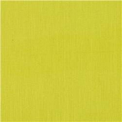 Peppered Cotton Citrus Yellow