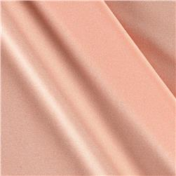 Shimmer Venecia ITY Jersey Knit Solid Peach