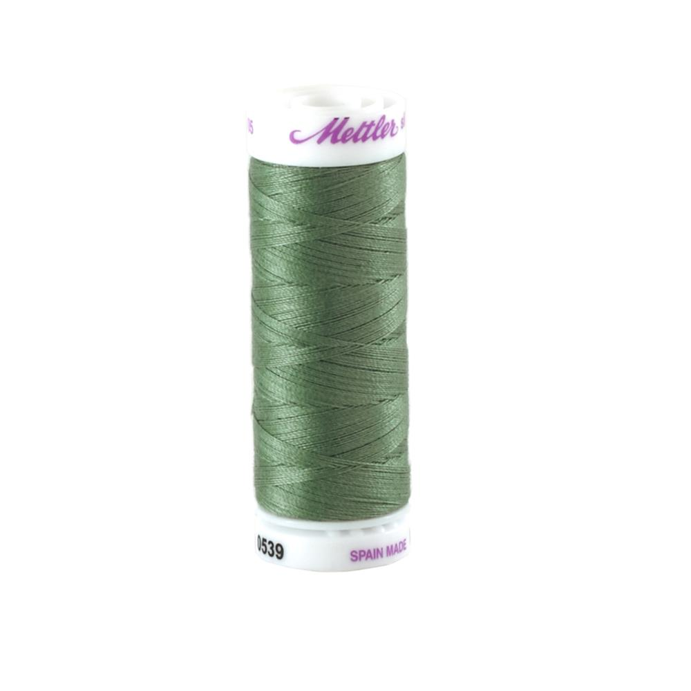 Mettler Cotton All Purpose Thread Bulrushes Green