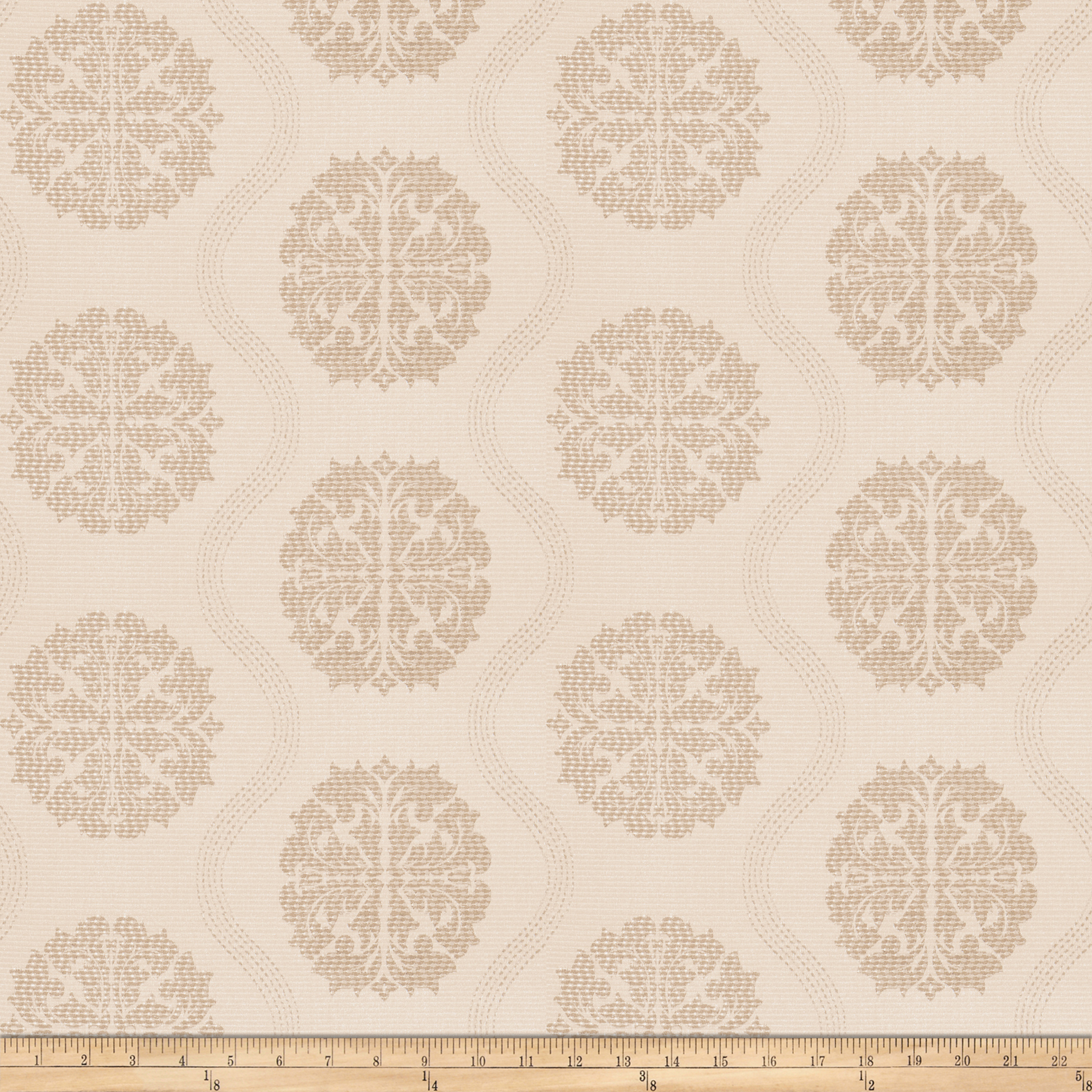 Trend_03237_Jacquard_Natural_Fabric