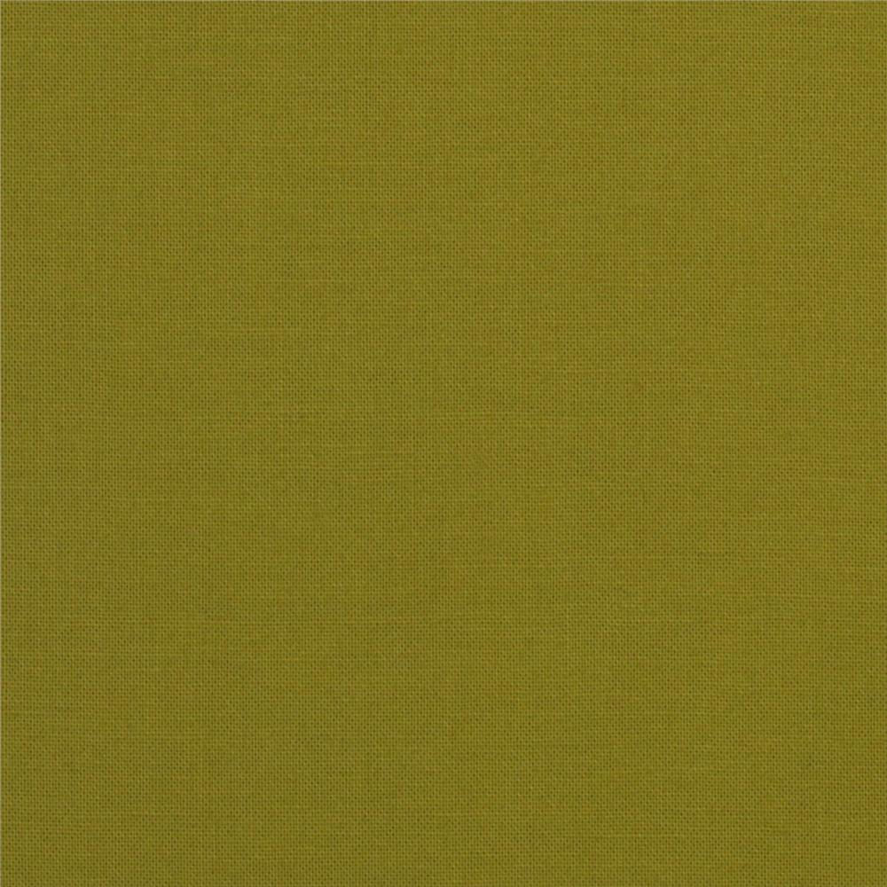 Kona cotton olive discount designer fabric for Fabric purchase