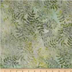 Artisan Batiks Color Source 2 Branches & Leaves Sage