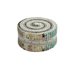"Moda Meow or Never 2.5"" Jelly Roll"